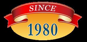 since 1980